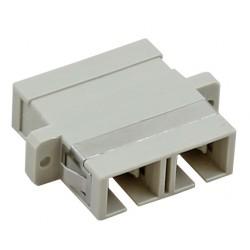 SC - SC Bulkhead Adapter