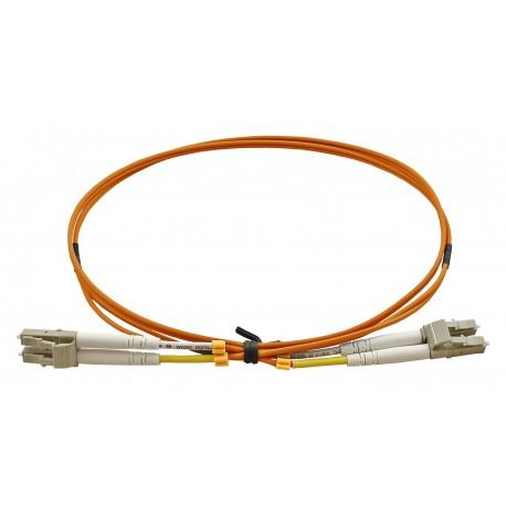 LC - LC Multimode Duplex Fibre Patch Leads