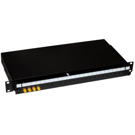 FC/PC Singlemode Fibre Patch Panel