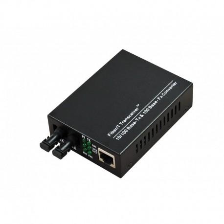 ST Multimode 100Mbps Fibre Media Converter