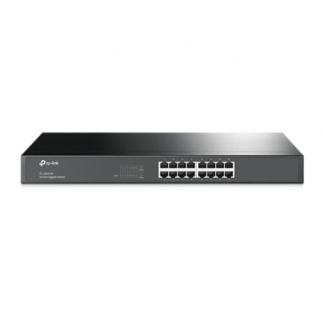 TP-LINK 16-Port Gigabit Rackmount Network Switch
