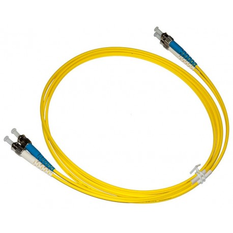 Custom Sinlgemode Duplex Fibre Patch Leads